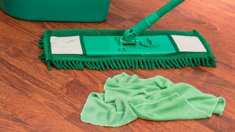 Floor mop and cloth